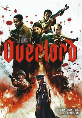 Overlord (2018), DVD
