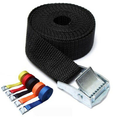 1-5M Nylon Paquet Piston Sangle D'Arrimage Lash Sac Bagage Ceinture