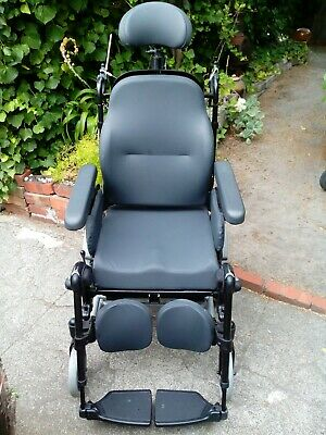 Breezy Relax Wheelchair - Recliner - Carer Operator Only (Used, Good Condition)