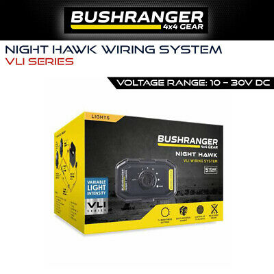 Bushranger Night Hawk VLI Series Wiring System