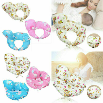Newborn Infant Baby Nursing Pillow Maternity Cotton Cushion Breastfeeding Mat