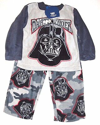 6a01859a8 AME STAR WARS Boy's Classic Darth Vader and Stormtroopers Pajama Set ...