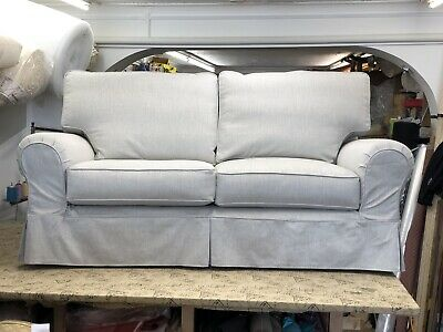 Laura Ashley Kendal 2 Seater Sofa Loose Covers 110 00
