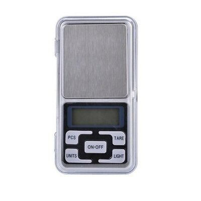 Digital Pocket Weighing Mini Scales Gold Kitchen Jewellery Scale Herbs best