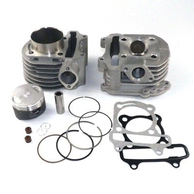 GY6 Cylinder Kit & Cylinder Head CHINESE 125 150 157QMJ 152QMI SCOOTER w/ EGR