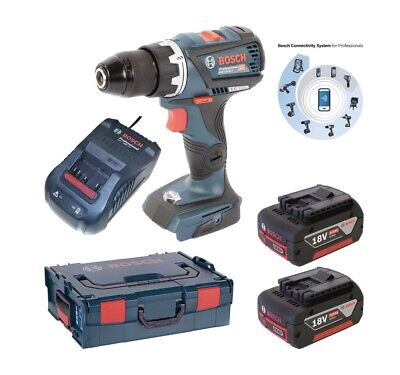 bosch professional visseuse connectée GSR 18V-60 C 06019G1101 Bluetooth