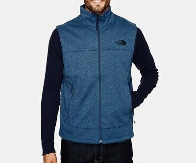 deafd1754415 The North Face Apex Canyonwall Vest Jacket Water Repellent Blue Heather  MSRP  99