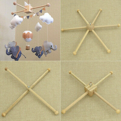 Mobile Baby Hanger Crib Toys for Bedroom Handmade Wooden Crafts Toys Haning