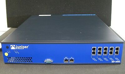 Juniper IDP-600C Intrusion Detection Appliance 365Day Wrnty FreeShip NS-IDP-600C