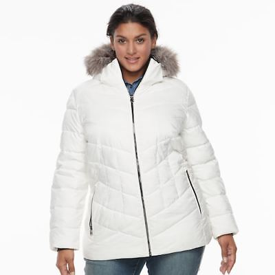 0a8935970b9 NWT PLUS SIZE ZeroXposur Camryn Quilted Puffer Jacket 3X MSRP  200 ...