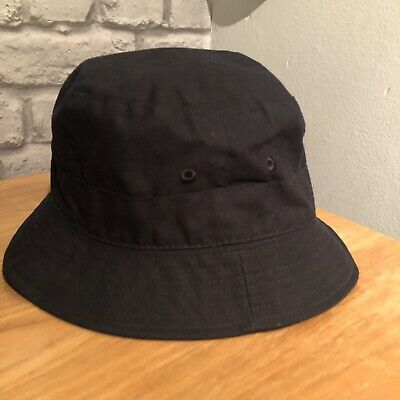 d94523b2d82 UNIVERSAL WORKS BUCKET Hat - Large Navy Oi Polloi - £19.00