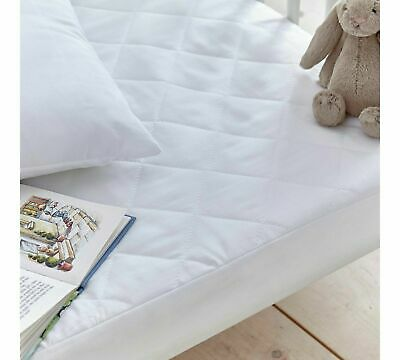 Ultra Thick Cot Bed Baby Toddler Mattress Quilted & Breathable 140 X 70 X 10CM