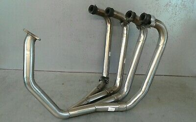 Suzuki xn85 750 Turbo Stainless Exhaust Headers Downpipes Manifold