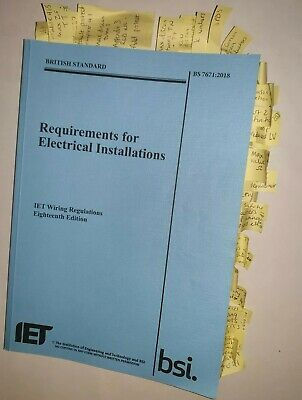 Admirable Iet 18Th Edition Wiring Regulations Bs 7671 Electrical Regs Book Wiring 101 Jonihateforg