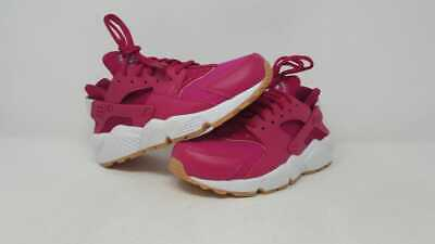 Schuhe NIKE Wmns Air Huarache Run 634835 200 Dusted ClayWhiteGum Yellow