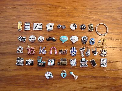 """Authentic Origami Owl  """"Your Choice"""" of Charms - Miscellaneous  (#13) +A?#"""