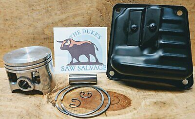 POWER PACK STIHL MS 461 Pop-up Piston and Dual Port MUFFLER MOD Cover