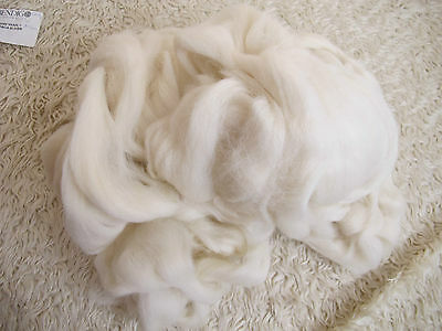380g pure wool to spin, wet or dry felt.