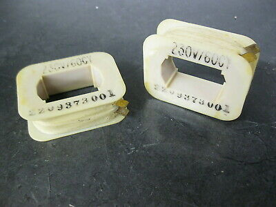Lot of 2 R&M Crane Hoist Coils 230 VAC 2209373001