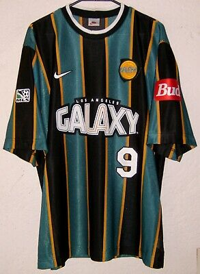 4309f5bd848 NWOT MLS Los Angeles Galaxy Nike 1997 Jorge Campos Home Soccer Jersey Very  Rare