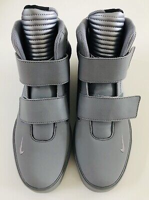 buy popular 6ec27 cf018 Nike Flystepper 2k3 Grey Metallic Shoes Men Size 10.5 with Straps