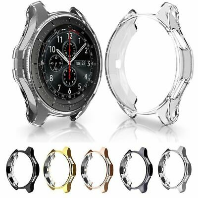 Frontier Watch Case Cover Protective Frame Band for Samsung Gear S3 /Galaxy 46mm