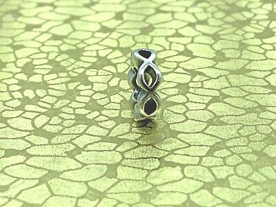 Authentic Pandora Open Sky Spacer Charm Bead 925 ALE 790867 RETIRED!