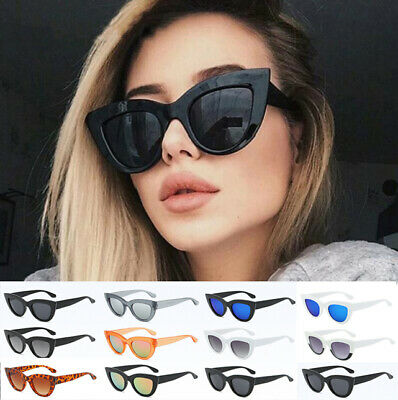 2019 Women Ladies Cat Eye Retro Vintage Style Rockabilly Sunglasses Eye Glasses