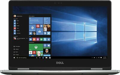 "N9 Dell -Inspiron 2-in-1 13.3""Touch-Scree Laptop  i5 - 8GB Memory256GB RAM-Gray"