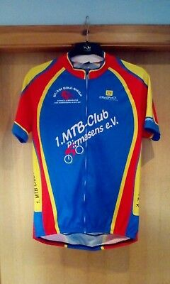 63c06d509 VINTAGE OWAYO CYCLE Jersey - SIZE - Large - £9.99
