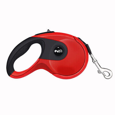 3-5M Pet Tractor Automatic Dogs Chain Rope Leash Retractable Telescopic Traction