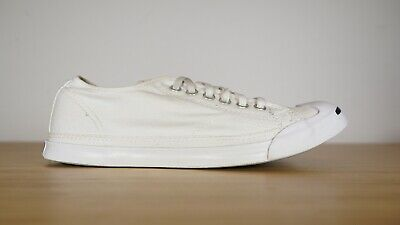 cb53d855a0c676 Converse Women s Jack Purcell Triple White Fashion Canvas Sneakers Size 7