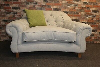 Marvelous Next Portofino Snuggle Chair In Tweedy Blend Oyster Fabric Cjindustries Chair Design For Home Cjindustriesco