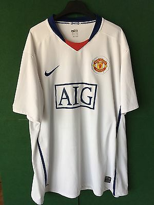 73b0a9e1444 Maglia calcio MUFC Manchester United Nike away soccer shirt jersey maillot  camis
