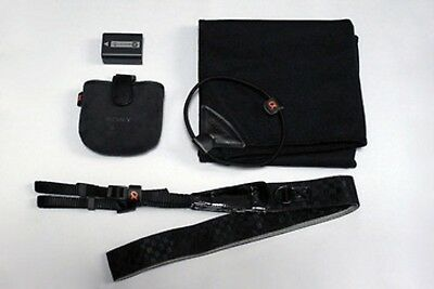 100% NEW & GENUINE SONY ACCESSORY KIT ACC-FWCA with NP-FW50 for NEX Series