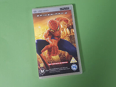 Spider-Man 2 Sony PlayStation Portable PSP UMD Video