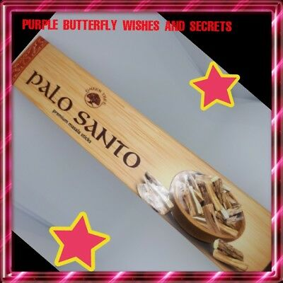 PALO SANTO, Holy Wood, Incense Sticks x 1 Box