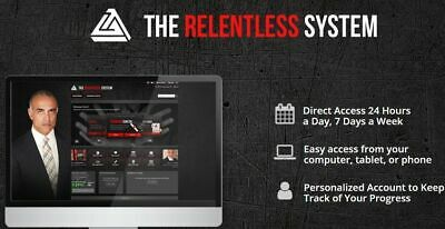 Tim Grover - The Relentless System - Full Course