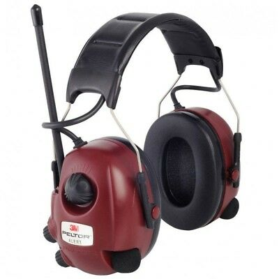 Casque Anti Bruit Radio FM Alert 3M Peltor