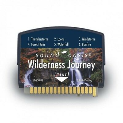 Carte Son Thérapie Wilderness Journey