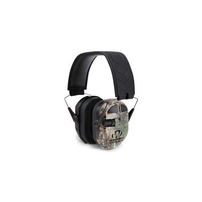 WALKER'S Ultimate Power Muff Quads Real tree casque chasse et tri Hifi 360 camou