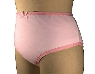 Girls Protective Briefs - Girls Incontinence Pants - Washable