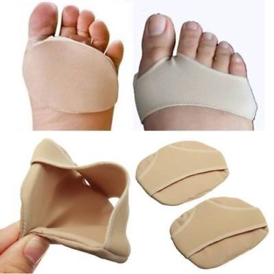 Metatarsal Ball Of Foot Soft Gel Insole Pads - Buy 2 pairs Get 1 Free!
