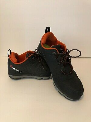 d0867f98110c Reebok RB3602 DMX Flex Men s Size 12 Black Alloy Toe EH SR Work Shoes X14