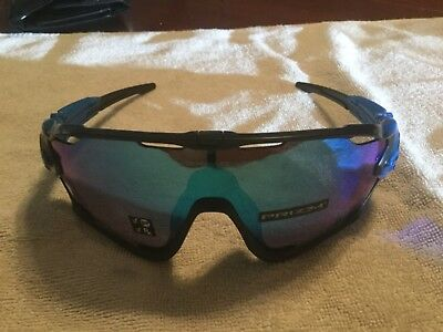 93534cd7f9 BNIB Oakley Jawbreaker Sapphire Fade Collection Prizm Polarized Lens  Sunglasses