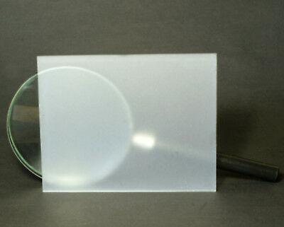 9x12cm  Ground Glass Focusing Screen for Large Format Camera