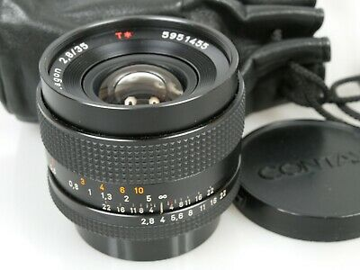 Zeiss Distagon 2,8/35 T* for für Contax Yashica C/Y Top near mint  **ANKAUF**