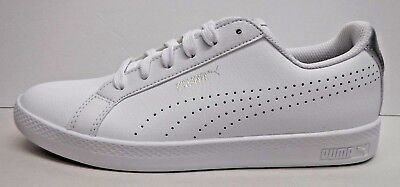 041e00d289f3 WOMENS SIZE 6.5 Puma White Pink IKONIS 2 IdCELL ArchTec Athletic ...