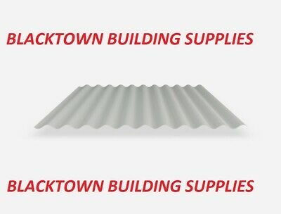 Roofing Sheets Corrugated - 3.6m Z/A Custom Orb - Blacktown Building Supplies