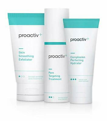 Proactiv+ plus 3pc 30 day Introductory Kit *Free Expedited US Ship *NO AUTO SHIP